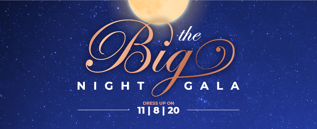 Click here to learn more about the Big Night Gala