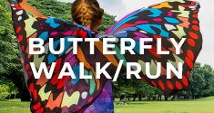 5K Butterfly Walk, Run or Flutter