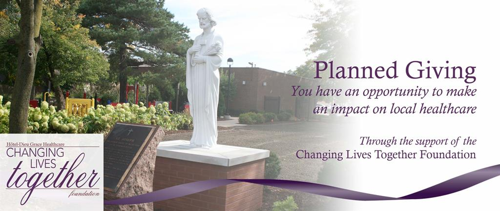 Planned Giving brochure image