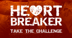 Heart Breaker Take the Challenge